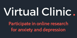 Virtual Clinic. Participate in online research for depression and anxiety